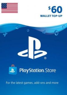 PLAYSTATION NETWORK (PSN) CARD (USA)