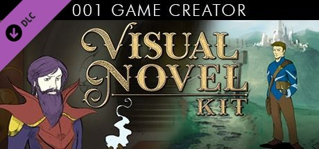 Picture of 001 Game Creator - Visual Novel Kit