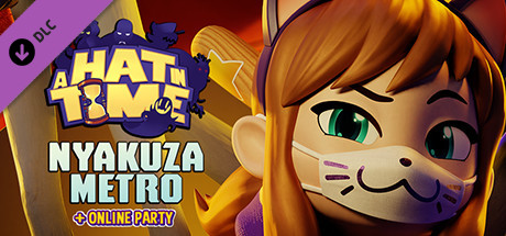A Hat in Time - Nyakuza Metro + Online Party