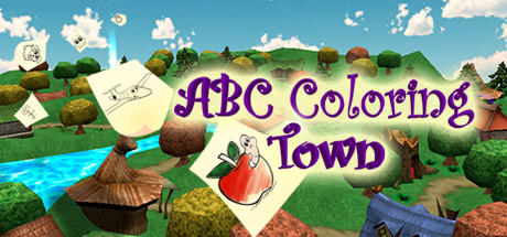 ABC Coloring Town