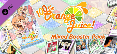 Picture of 100% Orange Juice - Mixed Booster Pack