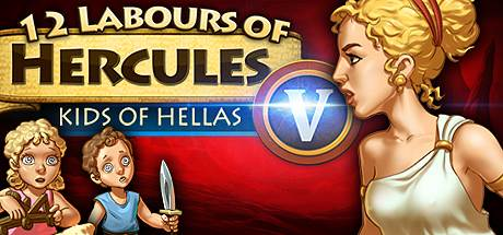 12 Labours of Hercules V: Kids of Hellas (Platinum Edition)