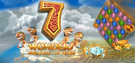 Picture of 7 Wonders: Treasures of Seven