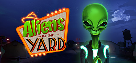 Picture of Aliens In The Yard