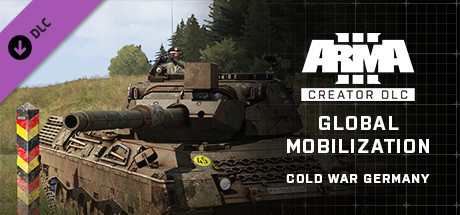 Arma 3 Creator DLC: Global Mobilization - Cold War Germany