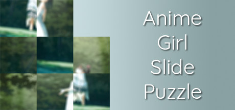 Picture of Anime Girl Slide Puzzle