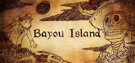 Bayou Island - Point and Click Adventure