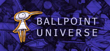 Picture of Ballpoint Universe - Infinite