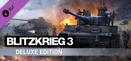 Blitzkrieg 3 - Digital Deluxe Edition Upgrade