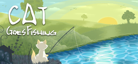 Picture of Cat Goes Fishing