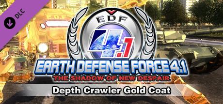 Picture of Depth Crawler Gold Coat