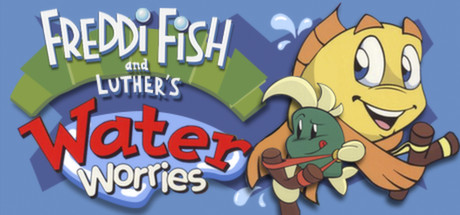 Picture of Freddi Fish and Luther's Water Worries