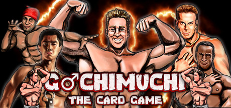 GACHIMUCHI The Card Game