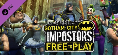 Picture of Gotham City Impostors Free to Play: Professional Impostor Kit
