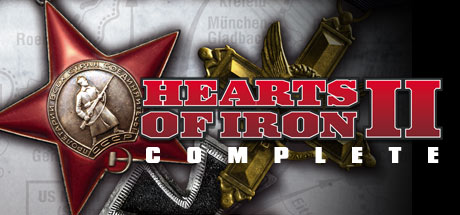 Picture of Hearts of Iron 2 Complete