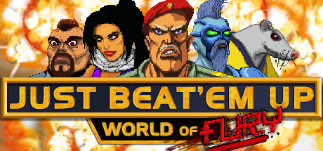Just Beat Em Up : World of Fury