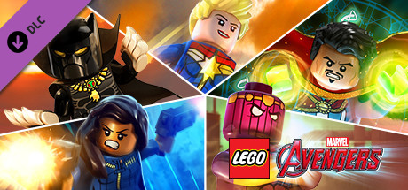 Picture of LEGO MARVEL's Avengers Season Pass
