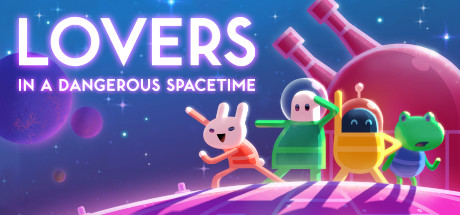 Picture of Lovers in a Dangerous Spacetime