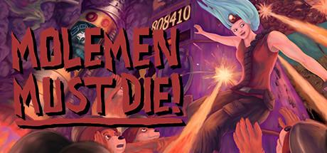 Picture of Molemen Must Die!