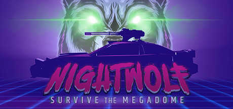 Picture of Nightwolf: Survive the Megadome