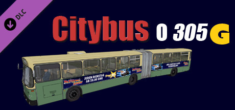 Picture of OMSI 2 Add-On Citybus O305G