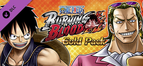 Picture of One Piece Burning Blood Gold Pack