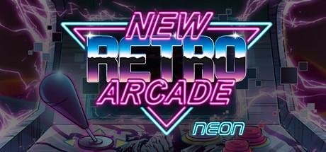 Picture of New Retro Arcade: Neon