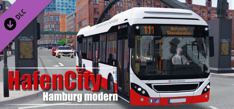 Picture of OMSI 2 Add-On HafenCity - Hamburg modern