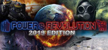Picture of Power & Revolution 2019 Edition