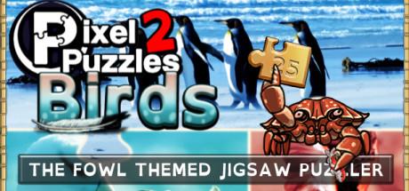 Picture of Pixel Puzzles 2: Birds