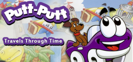 Picture of Putt-Putt Travels Through Time