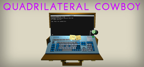 Picture of Quadrilateral Cowboy