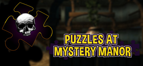 Picture of Puzzles At Mystery Manor