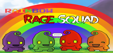 Picture of Rainbow Rage Squad