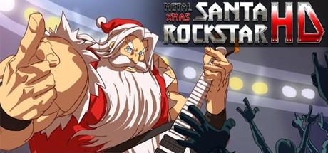 Picture of Santa Rockstar