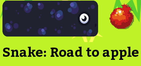 Picture of Snake: Road to apple