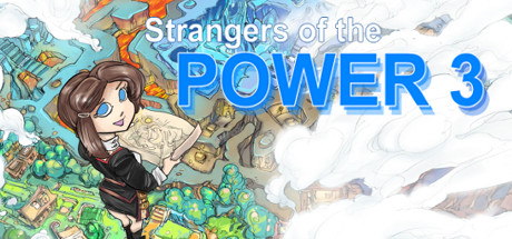 Picture of Strangers of the Power 3