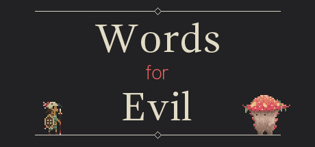 Picture of Words for Evil