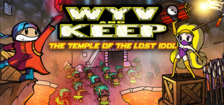 Picture of Wyv and Keep: The Temple of the Lost Idol