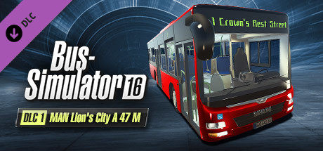 Picture of Bus Simulator 16 - MAN Lion's City A 47 M