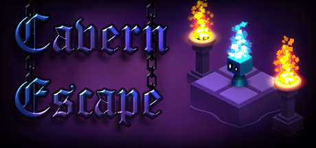 Cavern Escape Extremely Hard game!!!