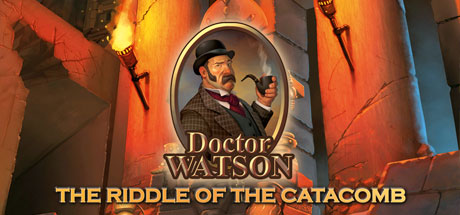 Picture of Doctor Watson - The Riddle of the Catacombs