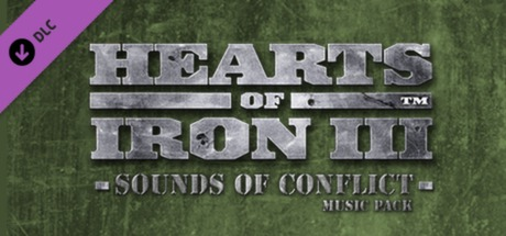 Picture of Hearts of Iron III: Sounds of Conflict