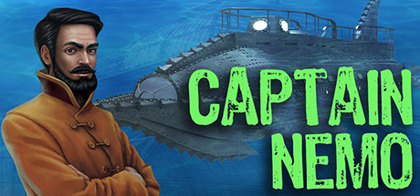 Hidden Object Adventure: Captain Nemo. Objets Cachés