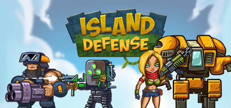 Picture of Island Defense