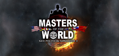 Picture of Masters of the World - Geopolitical Simulator 3