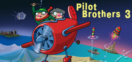 Picture of Pilot Brothers 3: Back Side of the Earth