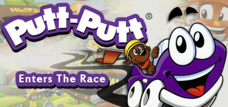 Picture of Putt-Putt Enters the Race