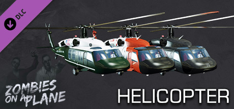 Picture of Zombies on a Plane - Helicopter